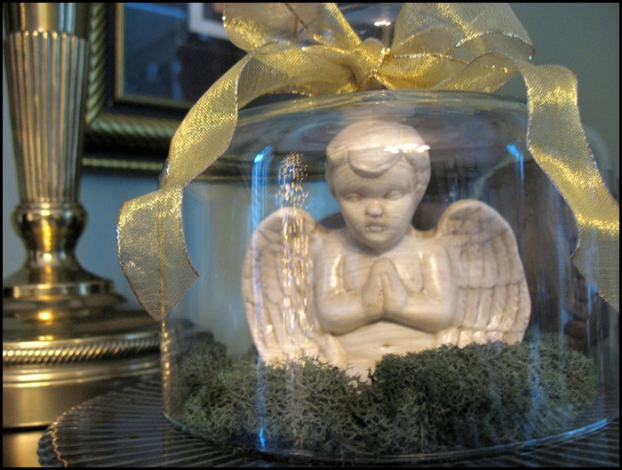 angel cloche