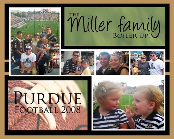 Miller Purdue