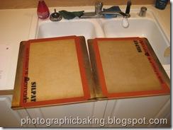 Baking sheets