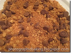 Mixed streusel