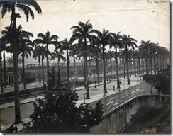 Canal do Mangue - 1906