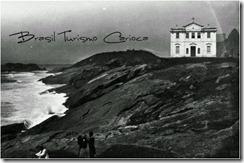 antiga Igreja de Nossa Senhora de Copacabana. Foi demolida para a construção do forte