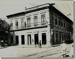 Largo do Rio Comprido - 1915