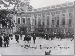 Praça da República – 1915 (Antigo Senado)