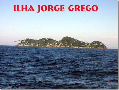 angra dos reis rio de janeiro ilha jotge grego