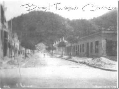 Rua Bolivar esq. com Pereira Passos, 1928