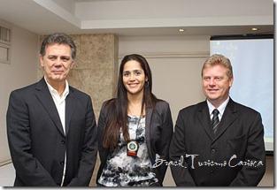 A ABIH-RJ (Associação de Hotéis do Rio de Janeiro) e a Deat (Delegacia de Apoio ao Turismo) apresentaram o novo programa DedicDeat