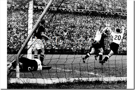 Copa do Mundo da FIFA Suíça 1954 - Final West Germany 3-2 Hungary