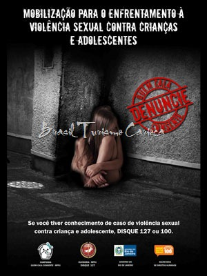 campanha MP abuso sexual (Foto DivulgaçãoMinistério Público)