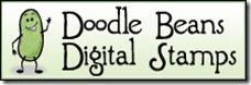 Doodle Beans Digital Stamps Logo