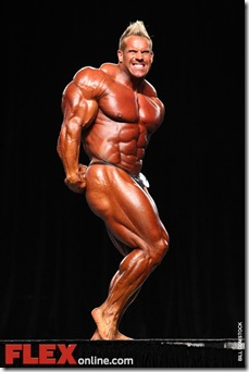 jay cutler mr olympia 2010 side tricep 2
