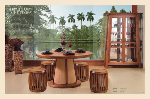 Moveis de bambu bambu - Muebles de cana de bambu ...