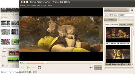 Make, play and edit video - theprohack.com