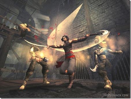 Prince of Persia - theprohack.com