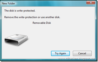 Disable Writing to USB Drives