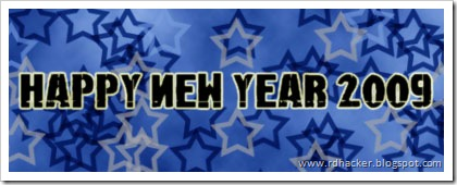 PROHACK wishes You A Very Happy New Year 2009