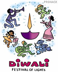 PROHACK wishes you a very Happy Diwali  !!!