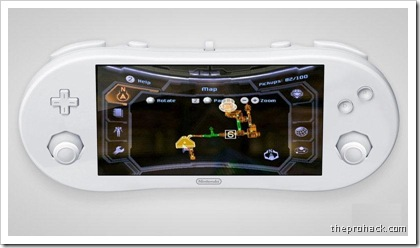 Nintendo Wii 2 | Wii 2 console demonstration leaked