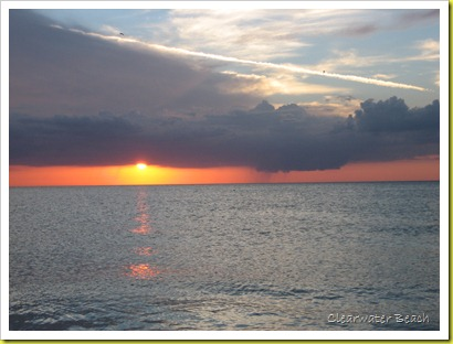 Clearwater Beach Sunset2