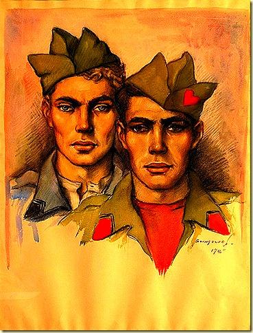 Antonin Soungouroff. Russia, 1894-1982.tumblr_kwjfi1dWus1qawuo0o1_1280