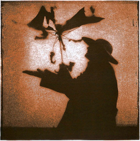 Dave McKean - Optimist Camber - from A Small Book of Black & White