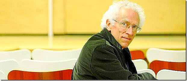 Tsvetan Todorov, ayer, en el Circulo de Lectores de Madrid