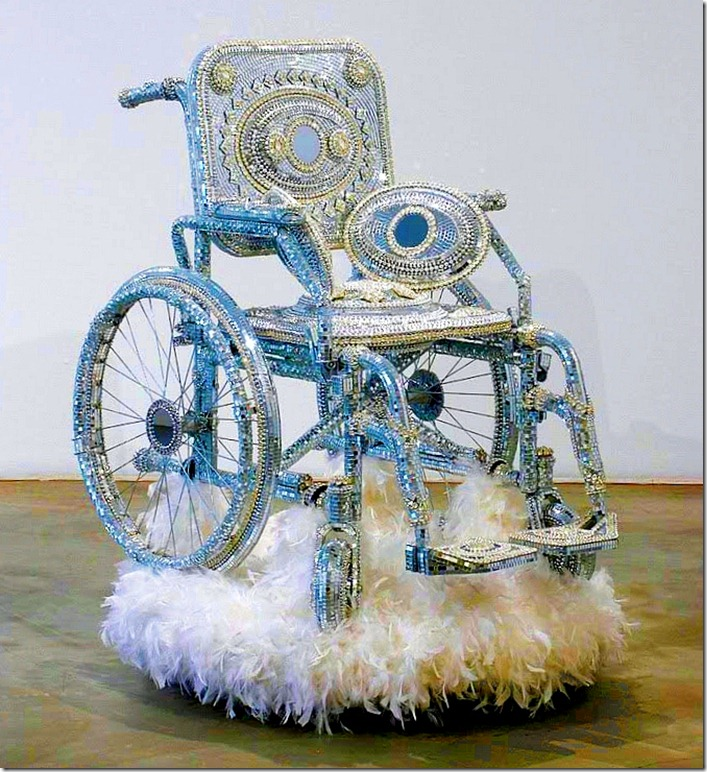 diamond wheel chair (2)