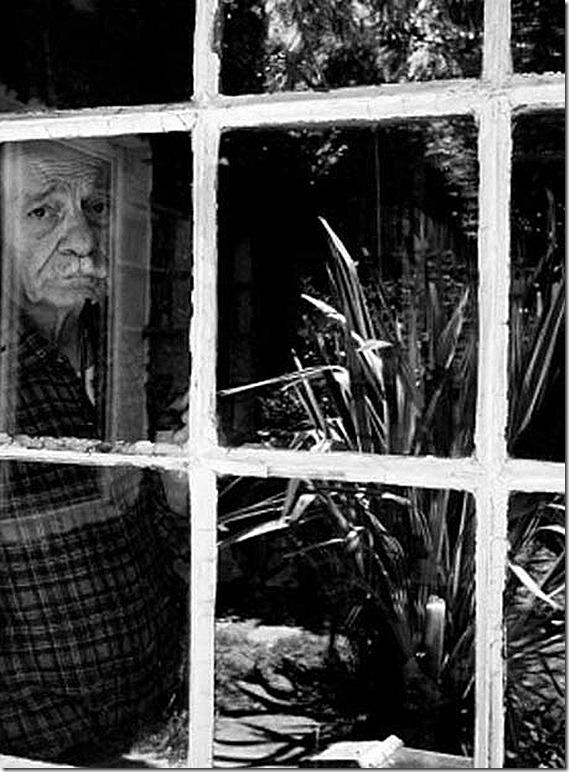 Ernesto_Sabato por Daniel Mordzinski
