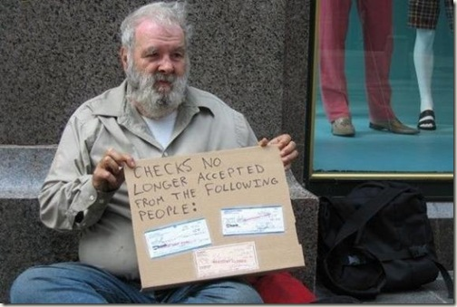A vegas homeless porn star, beggar? image. Stiffing the Homeless