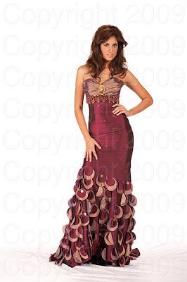 el salvador2 Miss Universo 2009: Inspirações para vestidos de madrinha e noiva