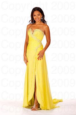 guam Miss Universo 2009: Inspirações para vestidos de madrinha e noiva
