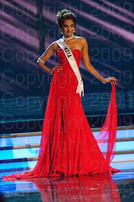 india Miss Universo 2009: Inspirações para vestidos de madrinha e noiva
