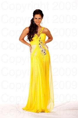 brasil2 Miss Universo 2009: Inspirações para vestidos de madrinha e noiva