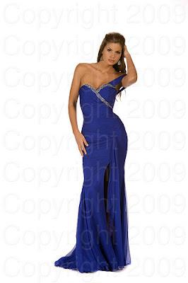 croacia Miss Universo 2009: Inspirações para vestidos de madrinha e noiva