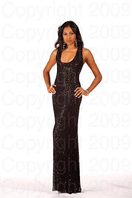 jamaica2 Miss Universo 2009: Inspirações para vestidos de madrinha e noiva