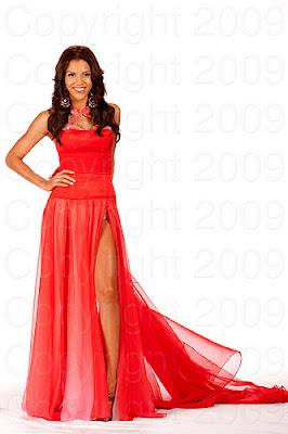 nicaragua2 Miss Universo 2009: Inspirações para vestidos de madrinha e noiva