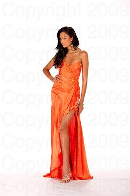 africa do sul2 Miss Universo 2009: Inspirações para vestidos de madrinha e noiva