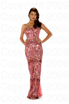 venezuela2 Miss Universo 2009: Inspirações para vestidos de madrinha e noiva