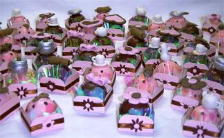 Chocolate truffles texto Dicas: Brincadeiras de Chá de panela (ou chá de cozinha)