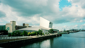 Imperial War Museum North, Salford Quays, Manchester