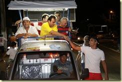 29/08/2010 – Política – Caravana Coragem pra Mudar em Ielmo Marinho – Foto: Alex Régis/ Ágil Fotografia