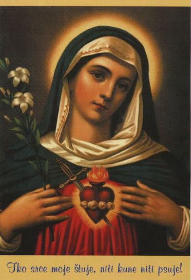 Prečisto Srce Marijino