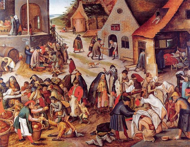 Pieter Breughel: Sedam djela milosrđa