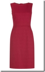 kew red dress