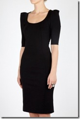 black dress 3 Paul Smith Black