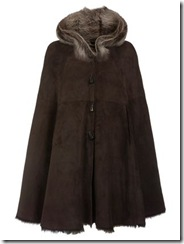 shearling coat celtic