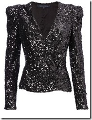 sequin jacket french connection