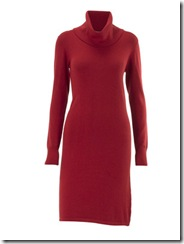 sale red dress