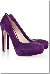 new year miu miu suede platform pumps