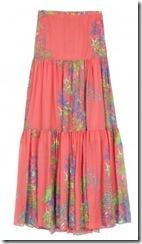 halston heritage skirt